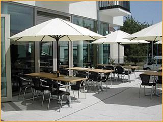 Sonnenschirme für Bars