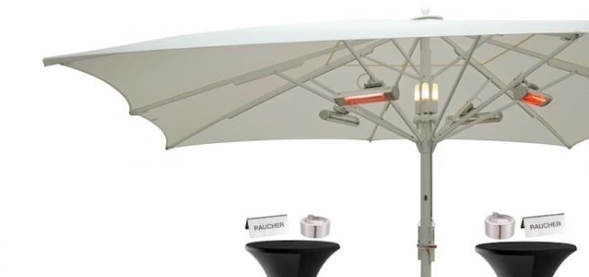Eine pfiffige Alternative: Tisch Sonnenschirme Sunliner Blog