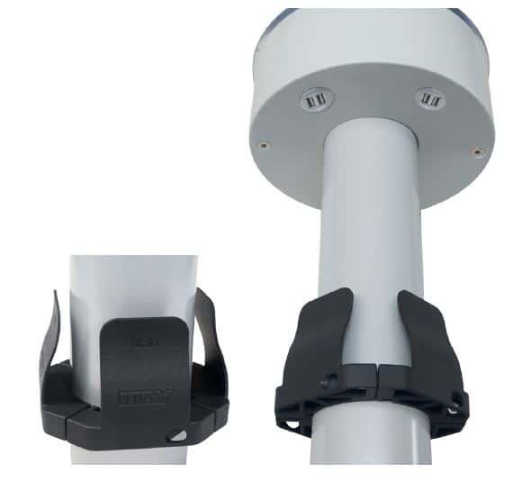 USB-Ladestation für Neuschirme