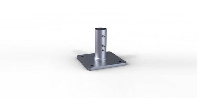 Technik-Tipp 2: Montageplatten – perfekter Halt ohne Aufbauhöhe