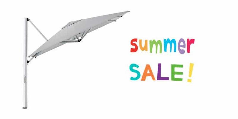 Kaufen Sie jetzt den Shademaker Ampelschirm Sirius im Sale!