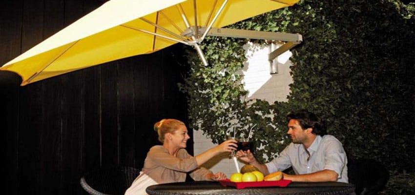 balkonschirme funktionell und platzsparend sonnenschirm blog von sunliner. Black Bedroom Furniture Sets. Home Design Ideas