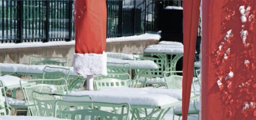 was machen mit dem sonnenschirm im winter sonnenschirm blog von sunliner. Black Bedroom Furniture Sets. Home Design Ideas