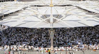 Die größten Sonnenschirme der Welt
