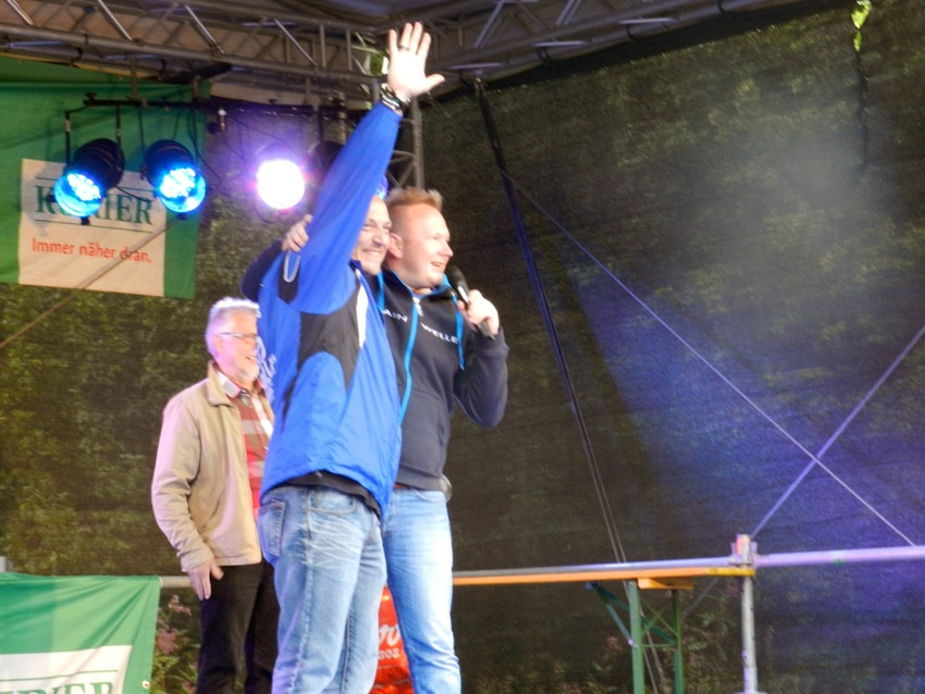 Rückschau: Die Sonnenschirm-Flug Weltmeister 2014