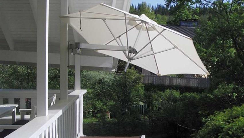 wie gro darf ein sonnenschirm auf balkon oder terrasse sein sonnenschirm blog von sunliner. Black Bedroom Furniture Sets. Home Design Ideas