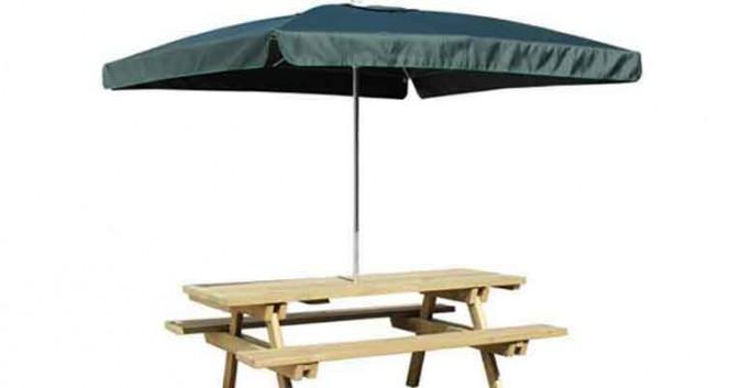 Eine Pfiffige Alternative Tisch Sonnenschirme Sonnenschirm Blog
