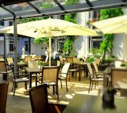 Romantik Hotel Walhalla BaHaMa Jumbrella