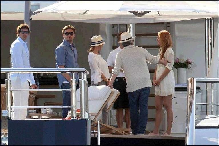 Leonardo Di Caprio - Steven Spielberg