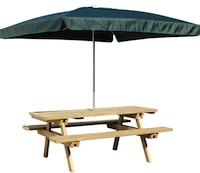 Tisch-Sonnenschirm