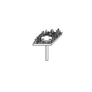 Betonverankerung / Bodenhülse Infina