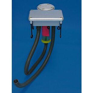 Bodenhülse Jumbrella 400V (Heater)