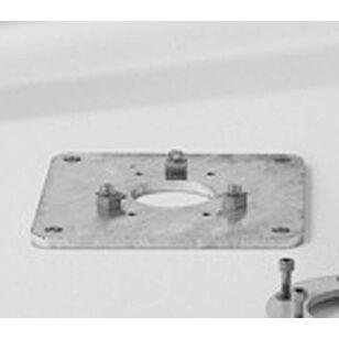 Glatz Palazzo M8 Montageplatte M8 30x30x1.2cm