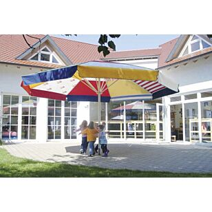 Kindergartenschirm May Schattello 500cm (rund)