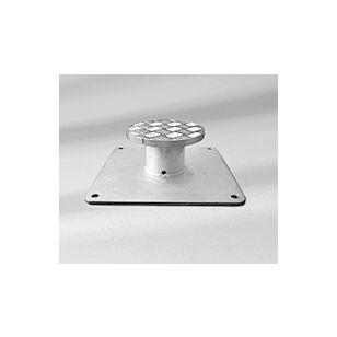 Glatz Sombrano Montageplatte M4 für Isolationsböden, Aufbauhöhe nach Maß