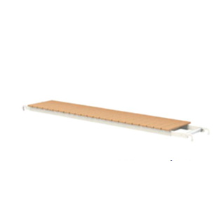 Umbrosa NAUTA floating Tisch / Sitzbank Panel