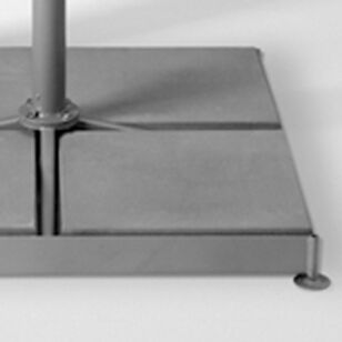 Glatz Platten-Set Beton Granitoptik, 16 Stk., 225 kg
