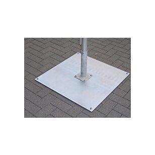 Stationäre Auf-Grund-Montage-Fußplatte Casa