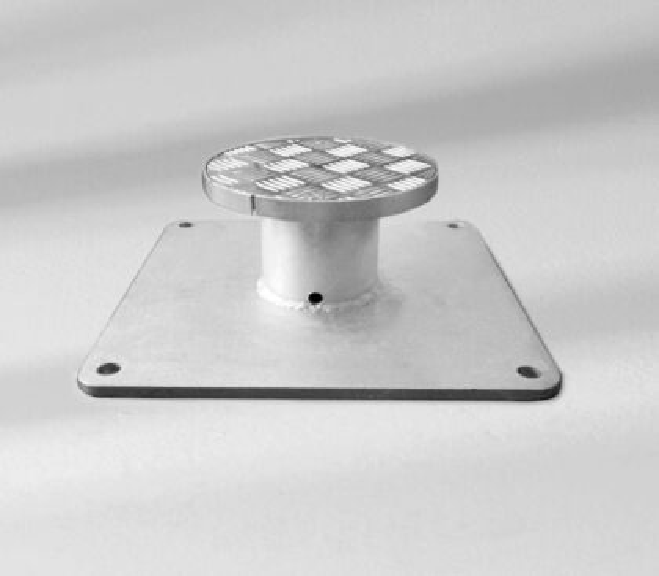 Montageplatte spezial Isolationsböden Style Noblesse