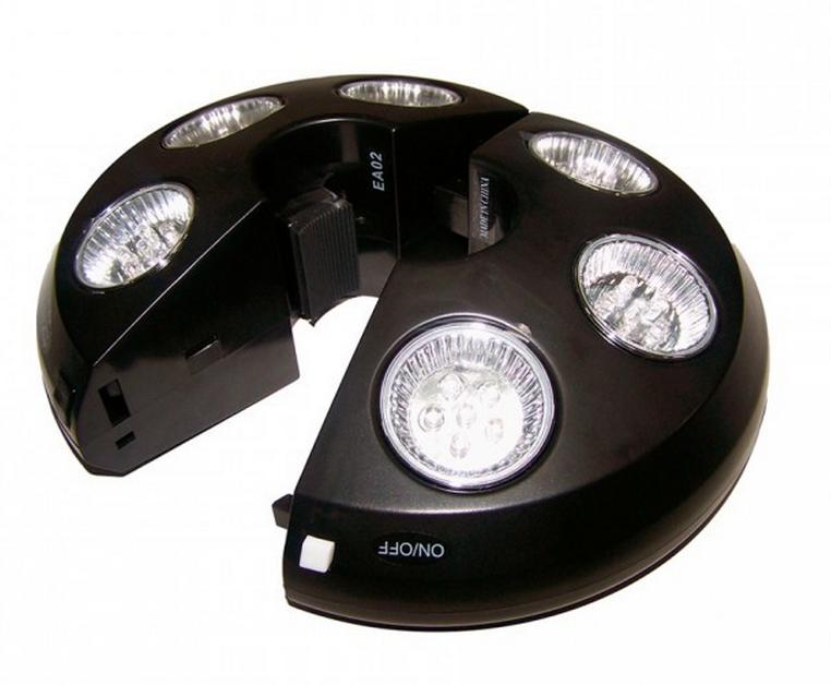 LED-Akku-Licht