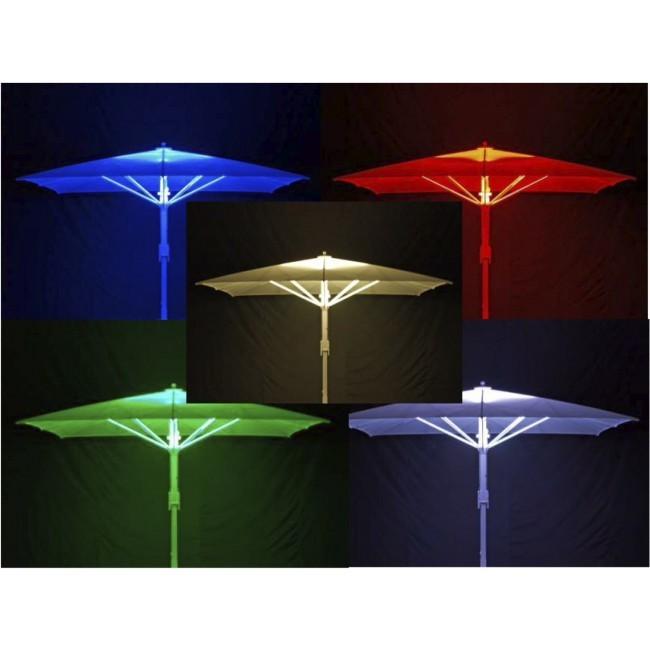 Sonnenschirm LED-Beleuchtung